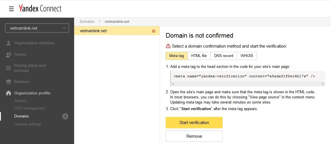 Hướng dẫn cách tạo email theo tên miền riêng miễn phí với